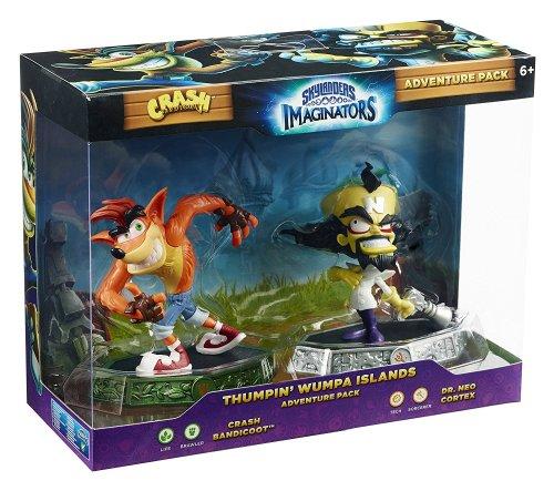 Skylanders Imaginators - Adventure Pack - Crash and Neo Cortex (Xbox One/PS4/Nintendo Wii U/Xbox 360/PS3) £29.99 @ Amazon