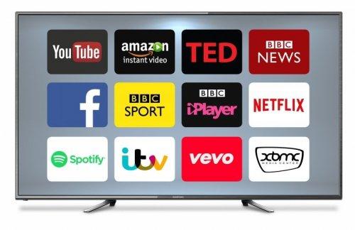 "Goodmans G50ANSMT 50"" Smart UHD 4K TV £369.99 @ Ebuyer"