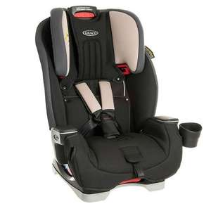 Graco Milestone Group 0-1-2-3 Car Seat in Aluminium £99.99 @ Toys R Us