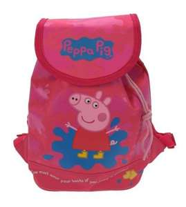 Great Sale at Character.com.  E.g. Peppa Pig backpack from £6.95 to 95p! Star Wars PJs from £12.95 to £6.95