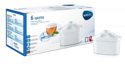 BRITA MAXTRA Water Filter - Pack of 6 - £15.19 Prime / £19.94 Non Prime @ Amazon