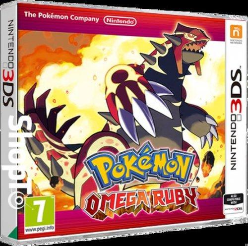 Pokemon Omega Ruby (3DS) £26.86 Delivered @ Shopto
