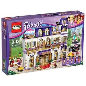 Lego friends heartlake grand hotel £64.97 @ John Lewis
