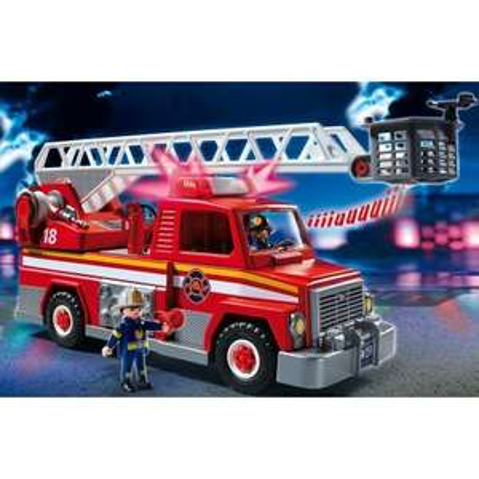 playmobil fire rescue ladder unit £27.99 @ Smyths