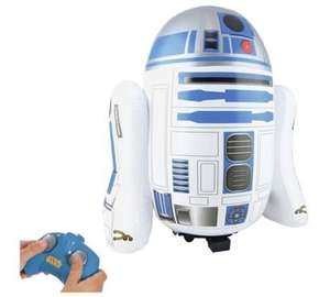 Star Wars rc inflatables, r2d2, yoda and Darth vader reduced from £39.99 to £12.99 @ Argos