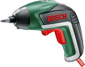 Bosch IXO Cordless Lithium-Ion Screwdriver with 3.6 V Battery, 1.5 Ah £19.99  @ Amazon (free del with prime or add something to push it over £20)