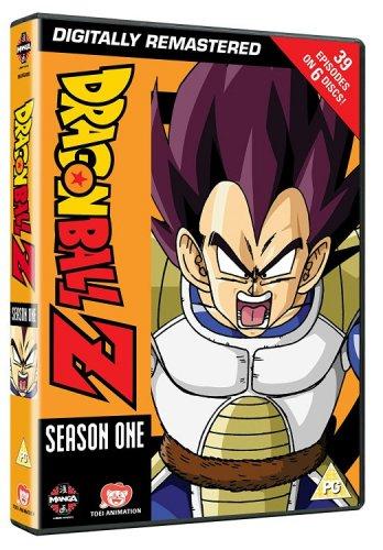 Dragon Ball Z Seasons 1 2 3 4 £19.99 each Or 2 for £10 (£5 each!) @ Amazon UK