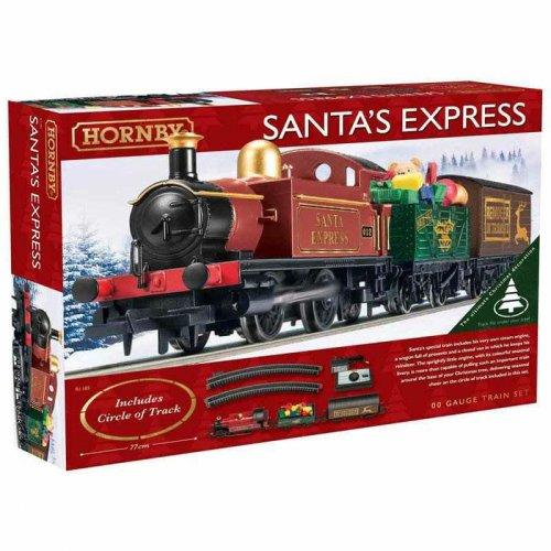 Hornby Santa express reduced to £39.99 Hawkins bazaar
