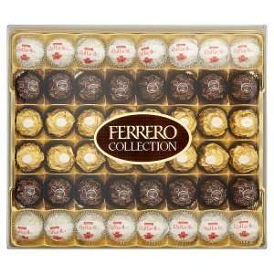 48 pieces ferrero rocher collection £10 @ iceland & morrisons (518g)