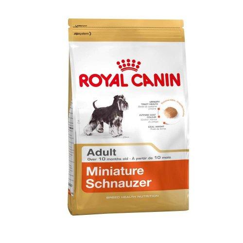Royal Canin Miniature Schnauzer Adult 3kg £38.14 jollyes