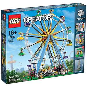 LEGO Creator 10247 Ferris Wheel £134.99 at John Lewis