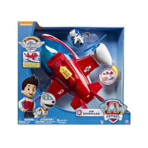 Paw Patrol Air Patroller, a must have for xmas (in my daughter's eyes) in stock 29th November from Amazon - £32