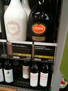 Reduced creamy festive plonk at M&S from £6