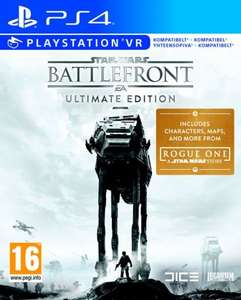 Star Wars: Battlefront - Ultimate Edition (PS4/PSVR/XO) £32.50 Delivered @ Coolshop