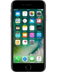 Save £100 with voucher. iPhone 7 (32GB) on EE, £100 upfront for handset, 5GB of data, unlimited minutes and texts,  £30.99 per month (£844 total) @ Mobiles.co.uk