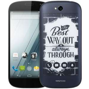 Yotaphone 2 - phone with dual regular and e-ink screens £96 delivered @ GearBest