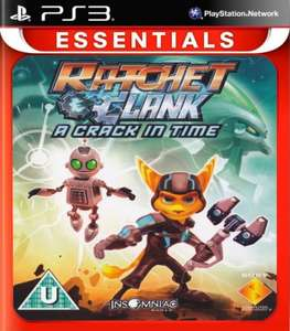 Ratchet and Clank: A Crack in Time PS3 £4.99 @ Game