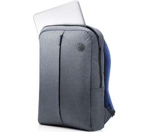 HP laptop backpack was £24.99 now £9.73 @ Currys