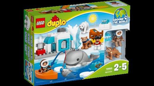 Lego duplo arctic set 18.04 normally 24.99 amazon or Tesco direct free c+c
