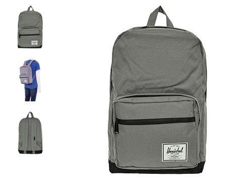 Herschel Pop Quizz Classic Backpack Grey - Black £24.99 @ TKMaxx