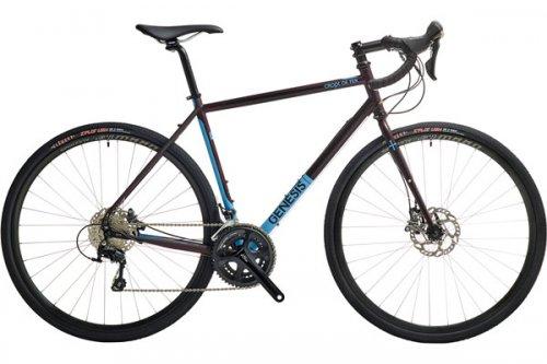 Genesis Croix De Fer 30 hydraulic disc braked cyclocross bike - £999.99 @ Winstanleys Bikes