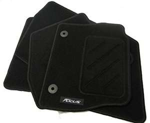 Genuine Ford Front and Rear Carpet Mats - £14.71 (Prime) £19.46 (Non Prime) @ Amazon