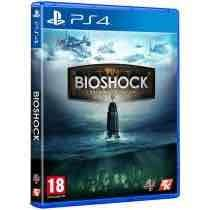 bioshock the collection (ps4) £24.95 @ the game collection