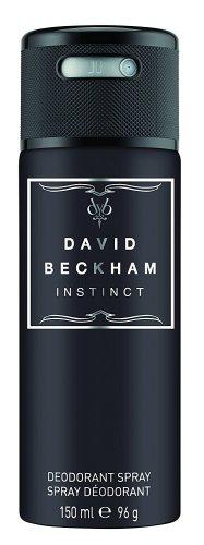 Beckham Instinct Deodorant Spray for Men,150 ml add on item £1.45 @ Amazon