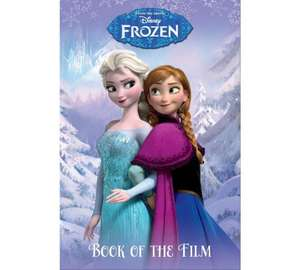 Disney Frozen Book of the Film 9p (C+ C from Argos)