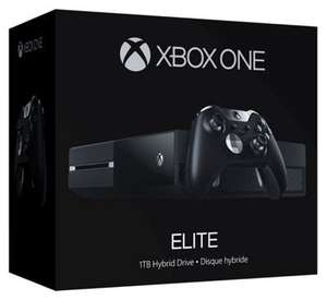 Xbox 1TB SSHD Elite Bundle with Elite Controller £199.99 at Argos (+ £10 Gift Voucher)