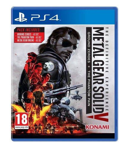 [PS4] Metal Gear Solid V: Definitive Experience - £17.85 - eBay/BossDeals
