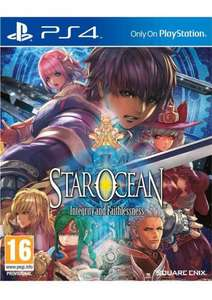 star ocean integrity and faithlessness (PS4) £14.85 @ simply games