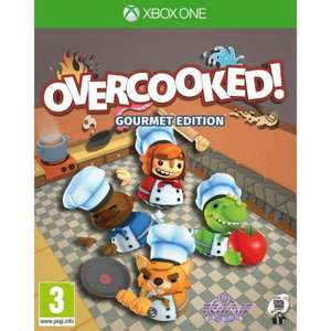 [Xbox One/PS4] Overcooked Gourmet Edition-£16.19/Dishonored 2 Limited Edition £40.49 (Using Code 'TRUMP') (365Games)