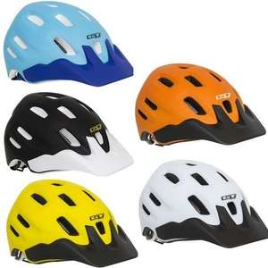 GT Avalanche Trail Helmet £14.99 + Free Delivery @ Wheelies + Other early Black Friday Offers