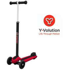 Yvolution Y Glider XL Red Scooter also in Pink £39.99 - Argos outlet store - Free Shipping