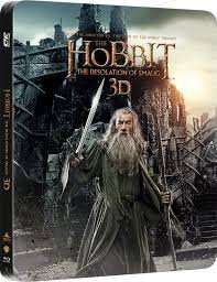 3d blurays 2 for £12 (titanic, hobbit tin, gravity, underworld) instore @ Asda