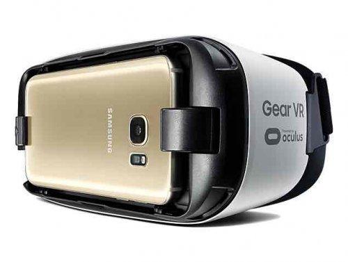 Samsung Galaxy S7 + Free Samsung VR Headset £499 @ CPW