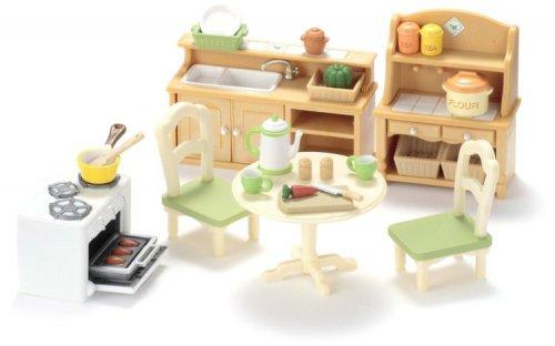 sylvanian family country kitchen set £11.50  (Prime) / £15.49 (non Prime) @ Amazon