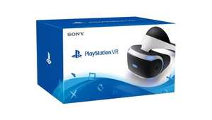 Sony PlayStation VR preorder - £317.05 @ Amazon