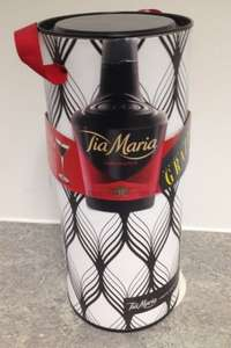 Tia Maria Dark Liqueur 70cl Gift Tin at Tesco Express - £5.30