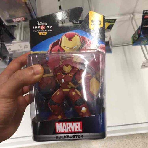 Disney infinity 3.0 hulkbuster £8 Asda instore