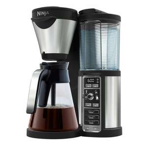 Ninja Coffee Bar Auto-iQ Brewer with Glass Carafe - £99 Shipped @ NinjaKitchen