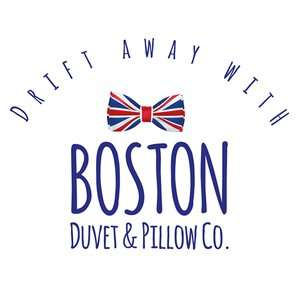 Boston Duvet & Pillow 25% Off Code, Prices Starting From £6 - Eg, Pair Of Easycare Pillows £8.99 Inc P&P (With Code)