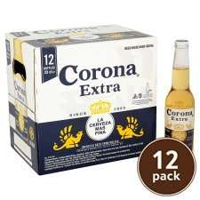 Corona Extra [12x330ml] £10 @ Tesco/ASDA