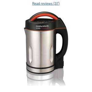 morphy Richards soup maker - £44.99 @ Argos