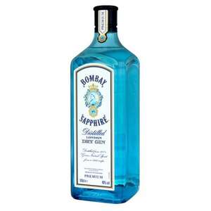 BOMBAY SAPPHIRE GIN 1LTR £14.76 at Tesco Express reduced to clear now