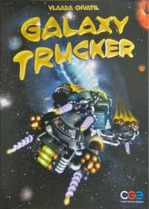 Galaxy Trucker board game £26.99 delivered @ shop4world