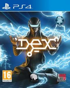 Dex (PS4) - GAME - £9.99 delivered