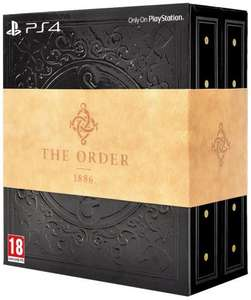 The Order 1886: Blackwater Edition (PS4) - Amazon - £17.99 (free delivery on orders over £20 or add £3.99)