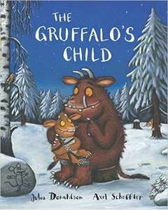 The Gruffalo's Child paperback book £2.80 (Prime) / £5.79 (non Prime) @ Amazon